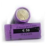 Slovenia 2008 2 € Primoz Trubar RULLA