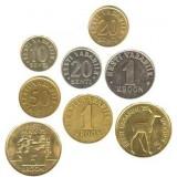 Viro 1994-2008 10 sentti – 5 krooni Sekavuosi Irtokolikot UNC