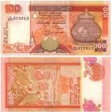 Sri Lanka 2006 100 Rupees P118 UNC