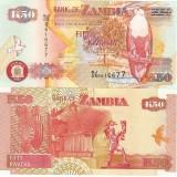 Sambia 2007 50 Kwacha UNC