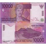 Indonesia 2005/2006 10 000 Rupiah P143b UNC