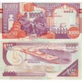 Somalia 1996 1 000 Shilling UNC