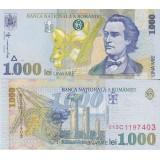 Romania 1998 1 000 Lei P106 UNC