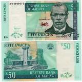 Malawi 2007 50 Kwacha P53c UNC