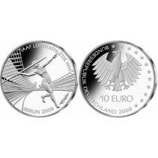 Saksa 2009 10 € Leichtathletik HOPEA BU