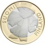 Suomi 2011 5 € Pohjanmaa maakuntaraha UNC