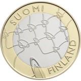 Suomi 2011 5 € Ålands landskapsmynt  UNC