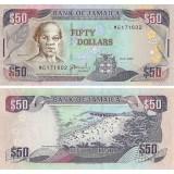 Jamaika 2010 50 Dollars UNC