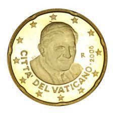 Vatikaani 2008 20 c PROOF