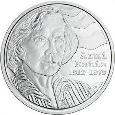 Suomi 2012 10 € Armi Ratia HOPEA BU