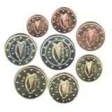 Irlanti 2012 1 c – 2 € Irtokolikot UNC