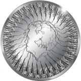 Alankomaat 2013 5 € Utrechtin sopimus 300v UNC