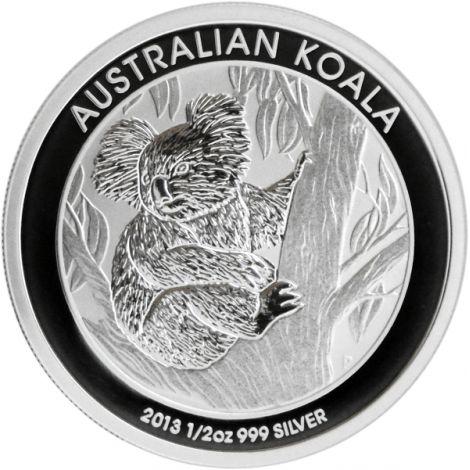 Australia 2013 50 Cents Australian Koala 1/2 Unssi HOPEA