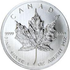 Kanada 2013 5 Dollars Maple Leaf 1 Unssi HOPEA