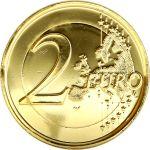 Espanja 2013 2 € El Escorial KULLATTU