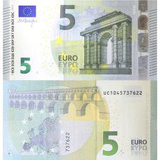 Euroopan Unioni 2013 5 € U003 / UC UNC
