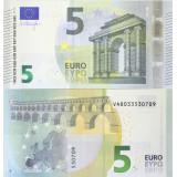 Euroopan Unioni 2013 5 € V005 / VA UNC
