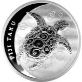Fiji 2013 2 Dollars Taku 1 Unssi HOPEA