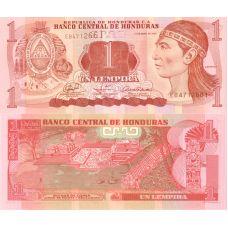 Honduras 2008 1 Lempira P89a UNC