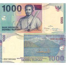 Indonesia 2012 1 000 Rupiah P147 UNC
