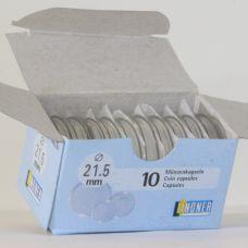 Säilytyskapseli, Lindner 21,5 mm 5 c (10 kpl)