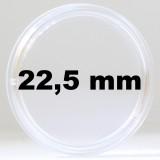 Säilytyskapseli, Lindner 22,5 mm 20 c