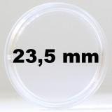 Säilytyskapseli, Lindner 23,5 mm 1 €