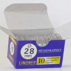 Säilytyskapseli, Lindner 28,0 mm (10 kpl)