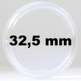 Säilytyskapseli, Lindner 32,5 mm 3 € / 10 €