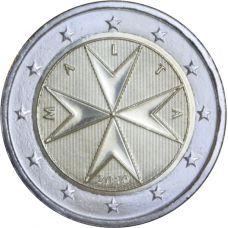 Malta 2010 2 € UNC