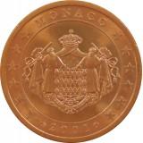 Monaco 2001 2 c UNC