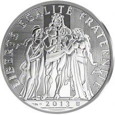 Ranska 2013 10 € Hercules HOPEA BU