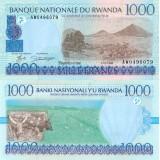 Ruanda 1998 1 000 Francs P27 UNC