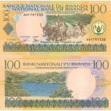 Ruanda 2003 100 Francs P29b UNC