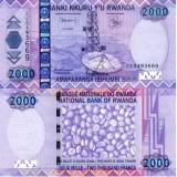 Ruanda 2007 2 000 Francs P36 UNC