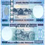 Ruanda 2008 1 000 Francs P31b UNC