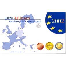 Saksa 2002 Rahasarja A PROOF