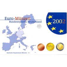 Saksa 2002 Rahasarja D PROOF
