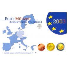 Saksa 2003 Rahasarja F PROOF