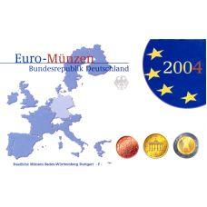 Saksa 2004 Rahasarja F PROOF