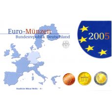 Saksa 2005 Rahasarja A PROOF
