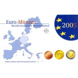 Saksa 2005 Rahasarja G PROOF
