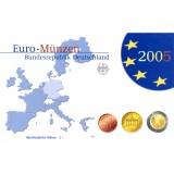 Saksa 2005 Rahasarja J PROOF