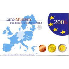 Saksa 2006 Rahasarja F PROOF