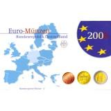 Saksa 2006 Rahasarja J PROOF