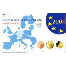 Saksa 2008 Rahasarja D PROOF