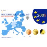 Saksa 2008 Rahasarja J PROOF