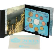 San Marino 2003 Rahasarja BU