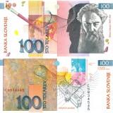 Slovenia 2003 100 Tolarjev P31a UNC
