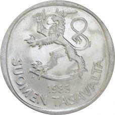 Suomi 1983 1 Markka K KL9